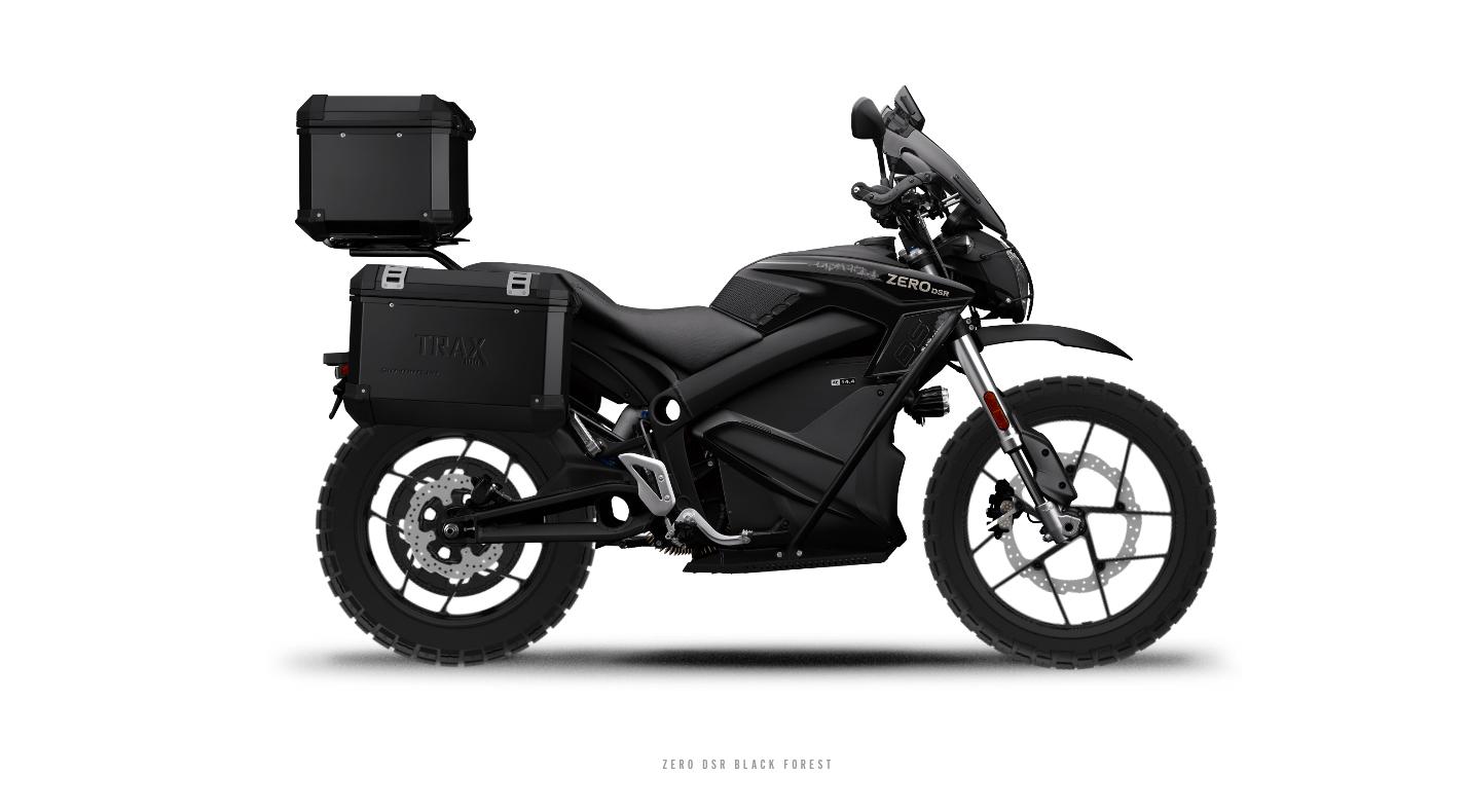 Zero elektrische motor DSR black forest