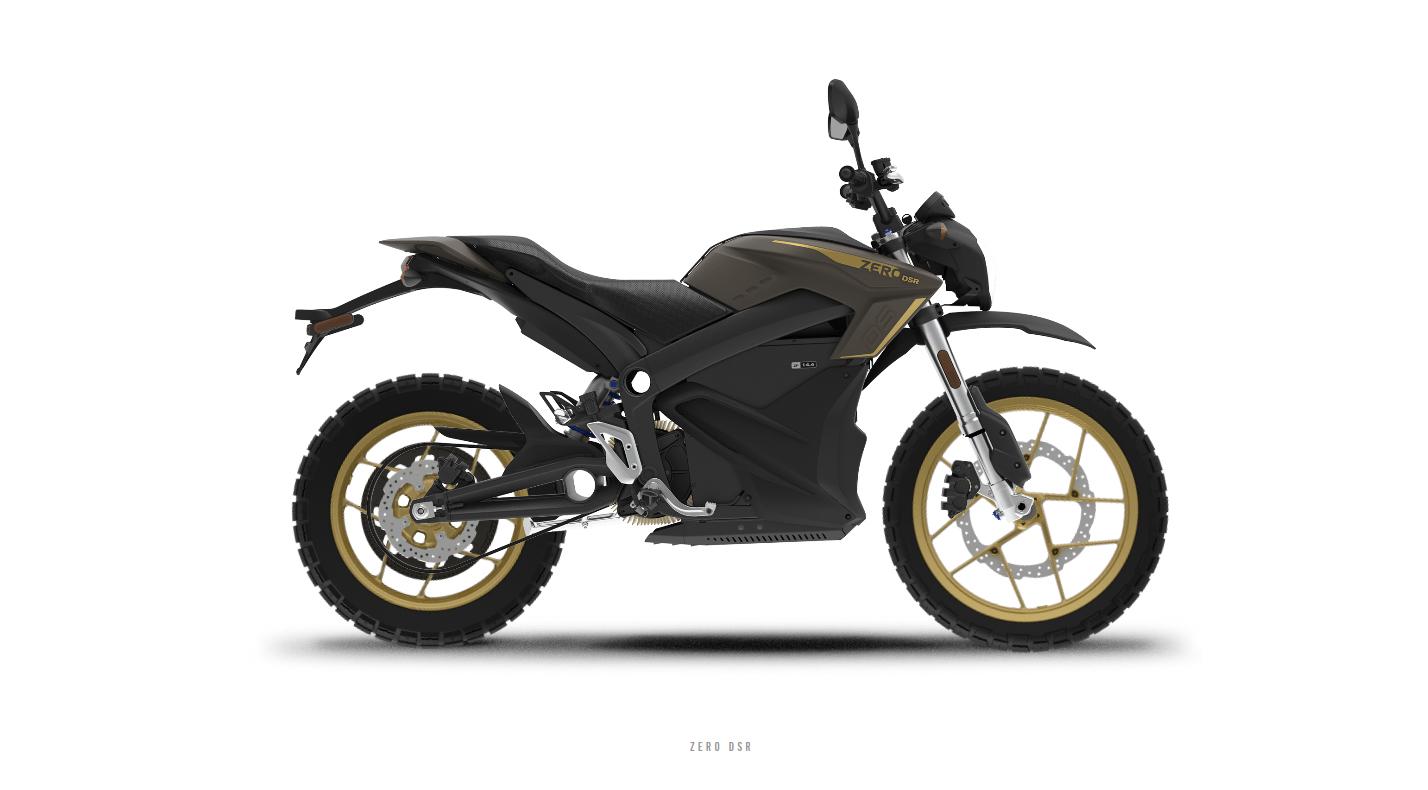 Zero elektrische motor DSR