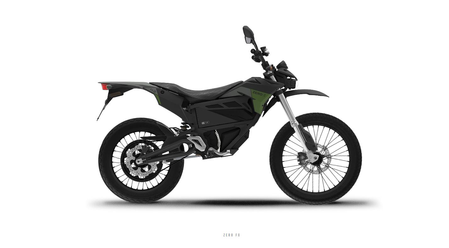 Zero elektrische motor FX