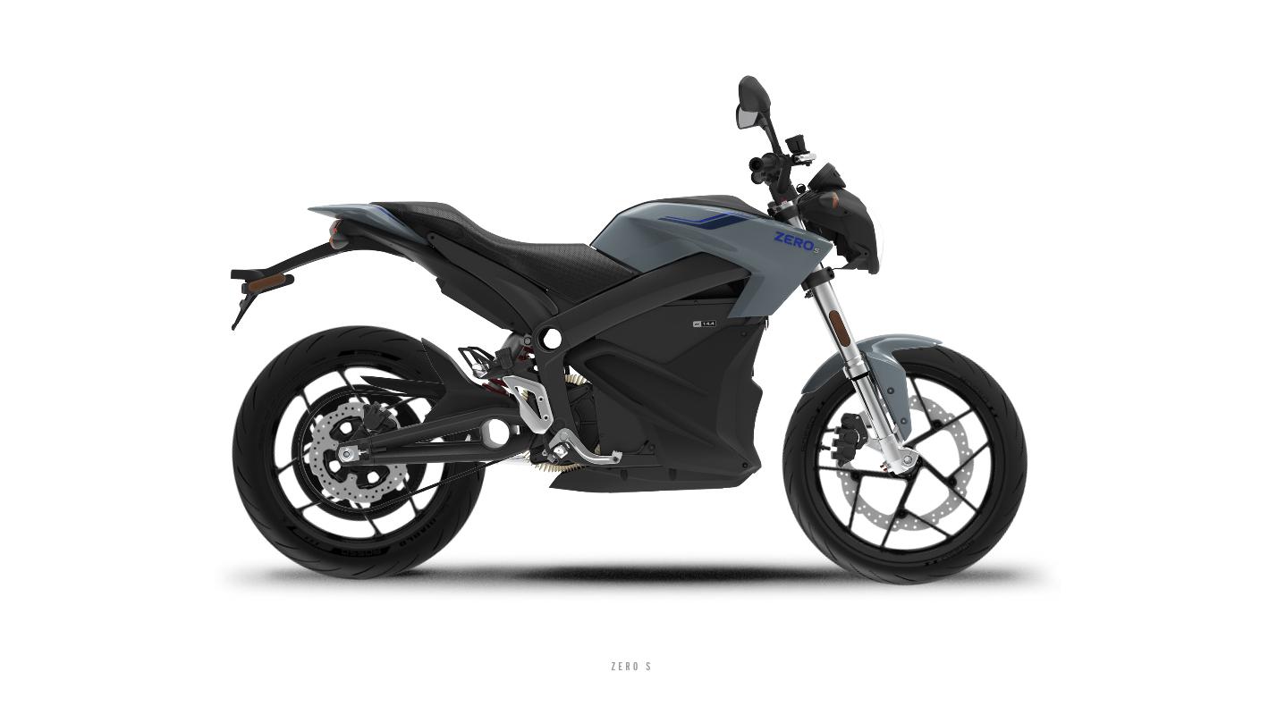 Zero elektrische motor S